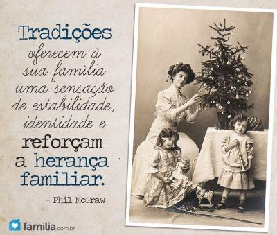 8 tradições de Natal para fazer com toda família