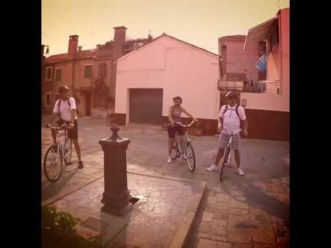 Cycling Venice Lagoon Venice Lido Bike Tour