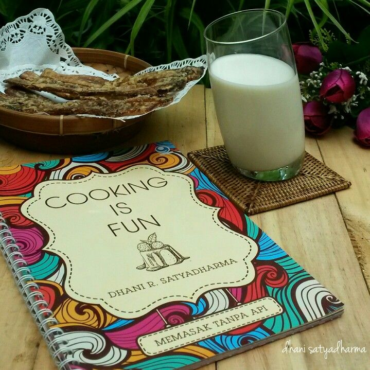 "My first book "" Cooking Is Fun """