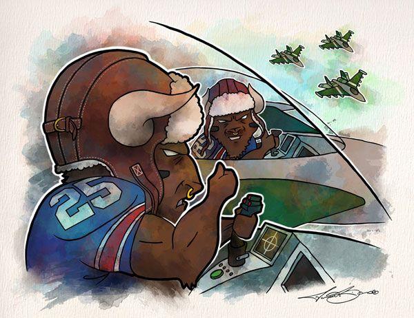 Week 1 Buffalo Bills vs. NY Jets