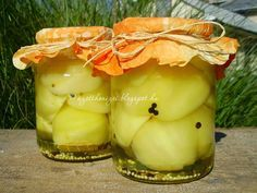 Az otthon ízei: Ecetes almapaprika