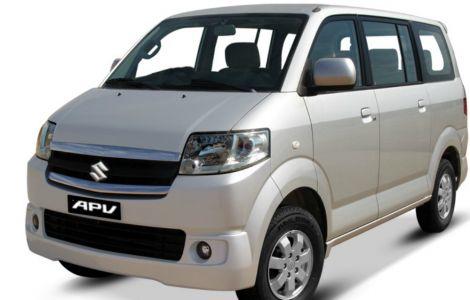 Mobil Suzuki APV
