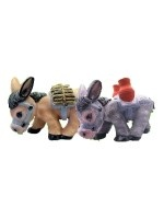 Coin banks are great ideas for kids, it teaches them to save money early.  Check out thie: Coin Bank Donkey - Alcancia De Burro