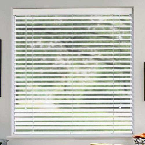 Jalousie Blickdicht Clearambient Grosse 130 Cm B X 150 Cm L Clearambient This Venetian Blind Has High Quality It Is A V In 2020 Blinds Venetian Blinds Symple Stuff