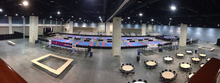 AAU Nationals 2015: the venue
