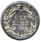 most valuable seated dimes | Most Expensive Coins of the World