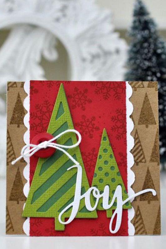 自家製最有心思!教你製作獨一無二的 DIY 聖誕卡