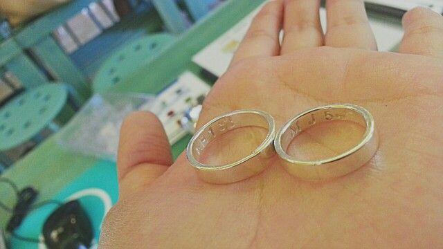 handmade rings♥