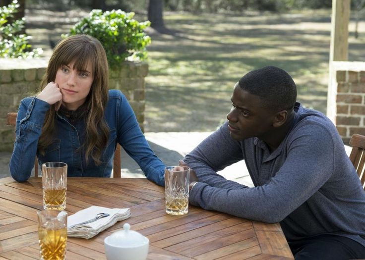 "2. ""Get Out"""