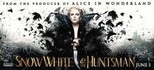 Pretty cool effect...Snow White and the Huntsman Movie Poster #16 - Internet Movie Poster Awards Gallery