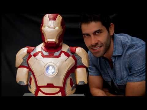 Ironman Cake - Making of - YouTube