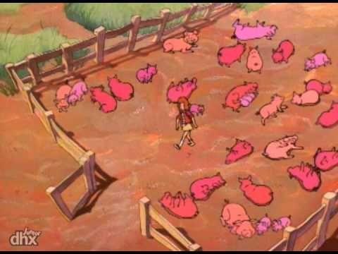 """""""La Bande à Munsch 102 - Le papa de David / Drôle de cochons"""""""