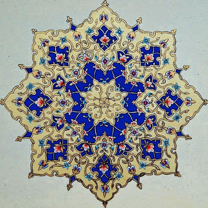 DesertRose,;,beautiful Islamic art,;,