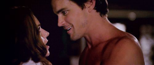 That time he enthusiastically kissed Sara. | 39 Times Neal Caffrey Was The Sexiest Man On TV