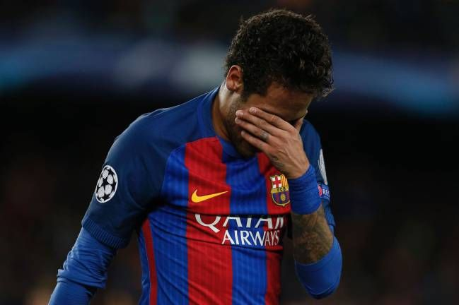 Neymar's appeal dismissed by Appeal committee, TAD to discuss before El Clasico