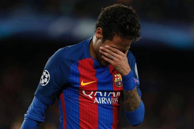 Barcelona didn't take risk of Neymar's inclusion in El Clasico squad