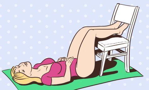 Chrbtica vás prestane ihneď bolieť! Vyskúšajte týchto báječných 6 cvikov, ktoré vám pomôžu OKAMŽITE | Báječné Ženy