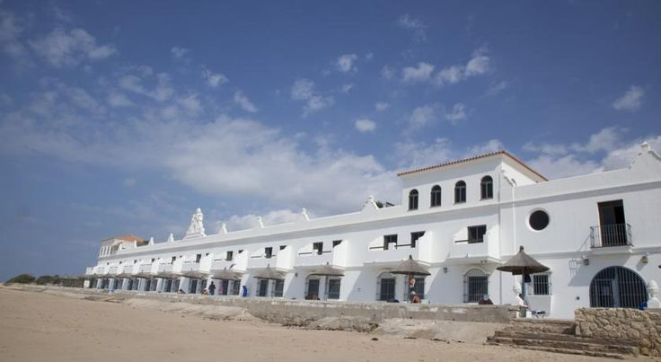 Playa de la Luz Rota Set between forests and natural sand dunes, Hotel Playa de la Luz offers direct access to Rota Beach. The hotel has free WiFi, and a seasonal Beach Club and terrace.  All rooms at the Playa de la Luz come with a private balcony or terrace.