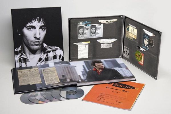 ブルース・スプリングスティーン驚異の7枚組『ザ・リバー・ボックス』|HMV ONLINE
