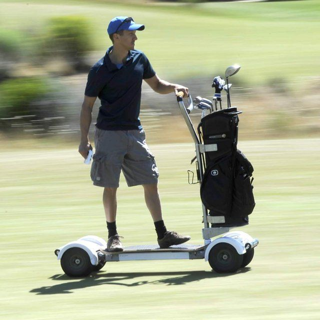 - Golfboard Electric Golf Scooter