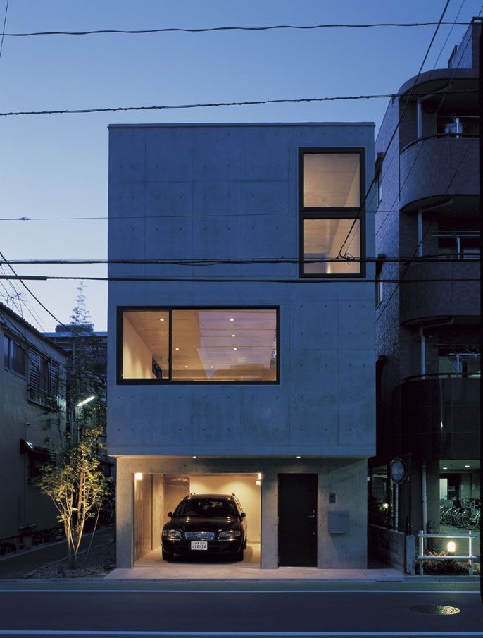 Znalezione obrazy dla zapytania japanese modern house