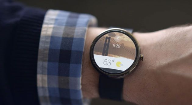 Google announces Android Wear, a Nexus-like platform for wearables