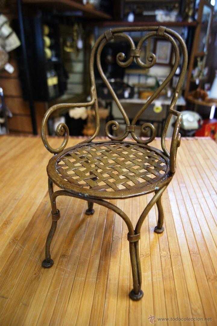 Las 25 mejores ideas sobre artesan a de hierro en for Sillas para motos