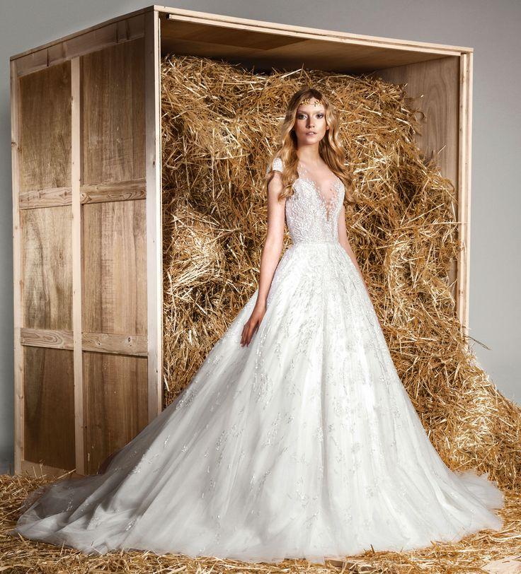 42 best Zuhair Murad - Bridal images on Pinterest | Hochzeitskleider ...