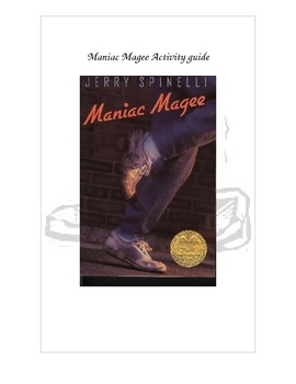 + images about Novel Study Maniac Magee on Pinterest | Maniac magee ...