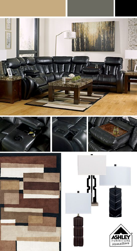 (Mega Lounger Sectional   Ashley Furniture HomeStore)