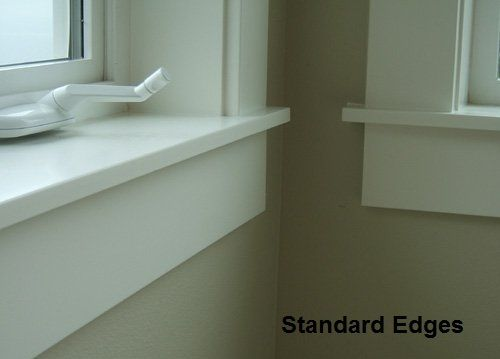 Beautiful Marble Window Sills add a level of protection ...