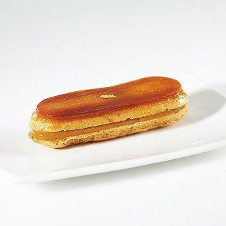 Eclairs Café & Caramel (pour environ 15 éclairs) - Recette pâtisserie - Condifa