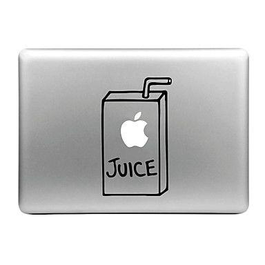 boîte de jus prince conçu autocollant décoratif amovible pour MacBook air / pro / pro avec affichage de la rétine de 2938858 2017 à €4.89