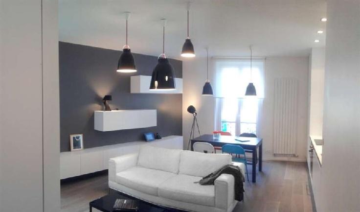 Annonce immobilière location appartement 2 pièces Boulogne Billancourt (92100) 1 300 € 43 m² - Logic-immo.com
