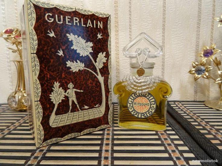 Mitsouko Guerlain 60ml. Perfume Vintage 1992 by MyScent on Etsy