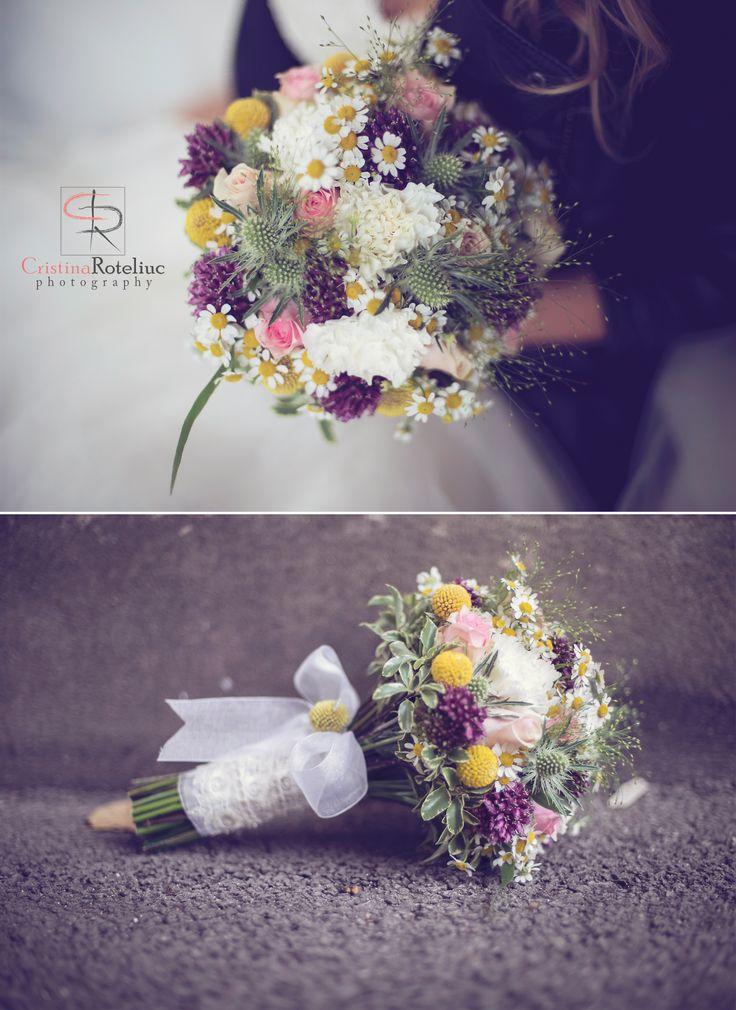 Bridal bouquet www.cristinaroteliuc.com