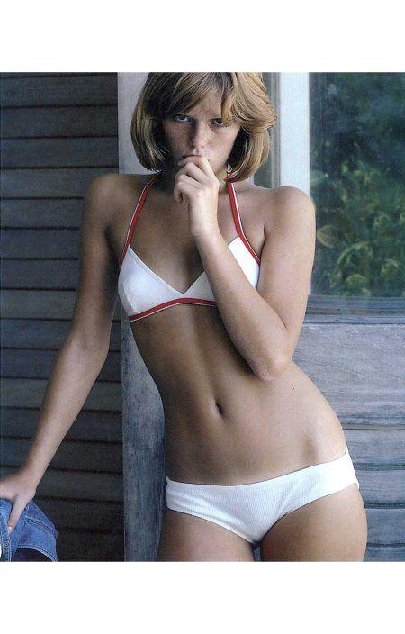 Patti Hansen 1973