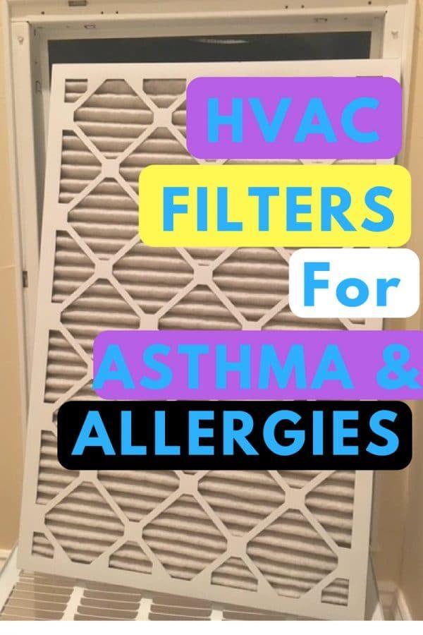 6 Best Hvac Filters For Allergies Filtrete Comparison Nordic Pure Hvac Filters Hvac Allergies