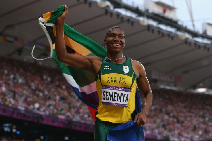 Caster Semenya's Olympic dream a topic of controversy - The Orange County Register