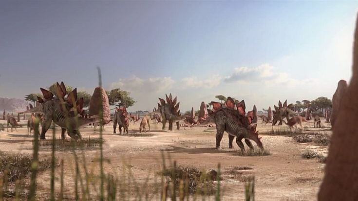 The+Groups+of+Stegosaurus+and+Camptosaurus+by+WillDynamo55.deviantart.com+on+@DeviantArt