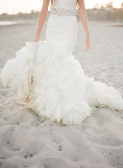 Santa Barbara day after shoot! http://www.stylemepretty.com/california-weddings/santa-barbara/2014/07/21/santa-barbara-day-after-shoot/ | Photography: http://www.chelseamitchellblog.com/Ideas, Chelsea Mitchell, Mermaid Wedding Dresses, Www Chelseamitchellblog Com, Brides, Beach Weddings, Things, Bliss, Dresses Gowns