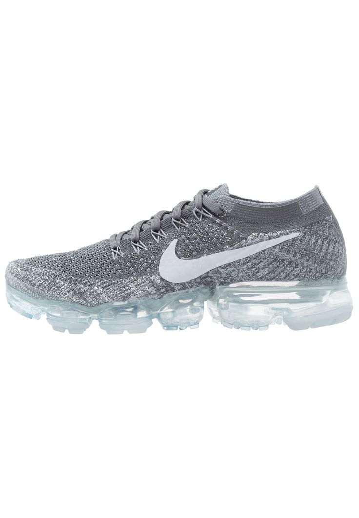 bestil  Nike Performance AIR VAPORMAX FLYKNIT - Neutrale løbesko - dark grey/black/wolf grey/pure platinum til kr 1.355,00 (30-07-17). Køb hos Zalando og få gratis levering.