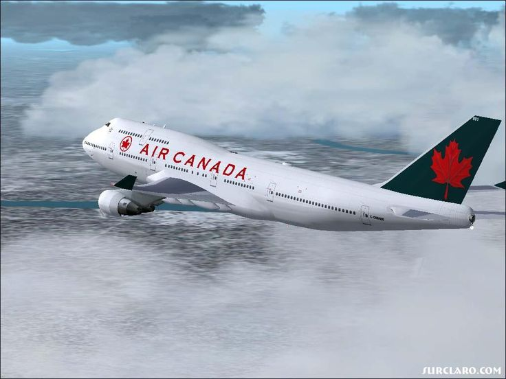 Air Canada is the largest airline in Canada, which operates an average of 1,530 flights daily to 178 destinations worldwide.