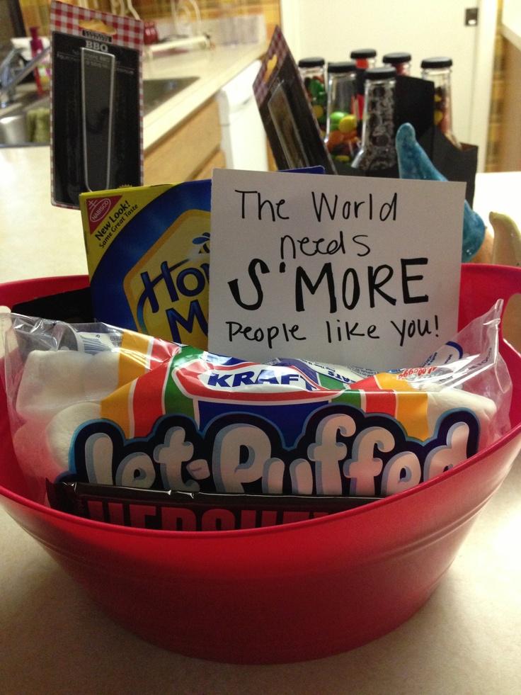 A little thank you basket!
