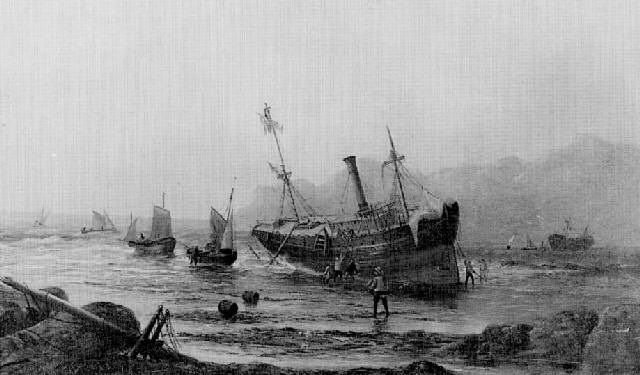Unloading the Catch 1890