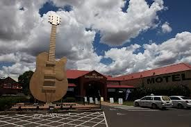 The centre and heart of Australian country music - TAMWORTH ... NSW