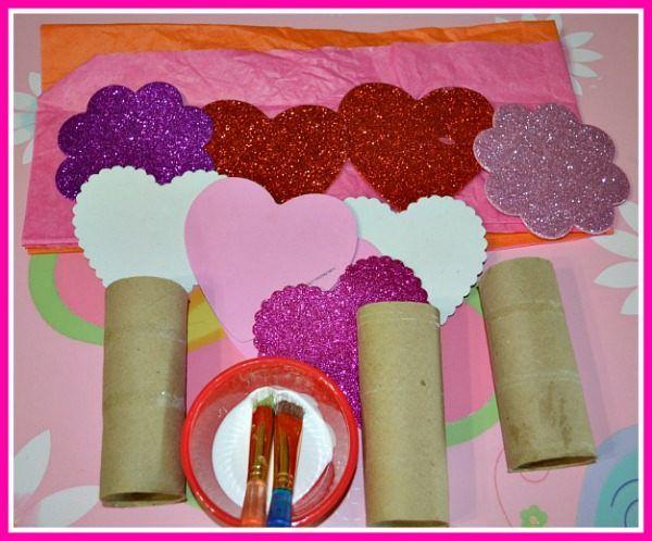 Valentines Days Crafts