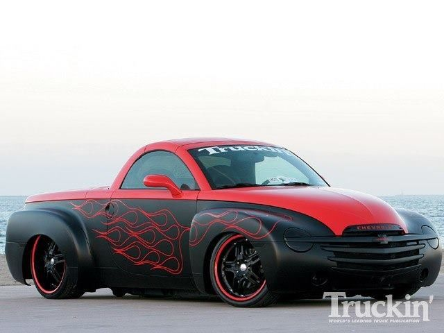 Plymouth Prowler Chevy Ssr Cool Trucks Cars Exotic 4x4