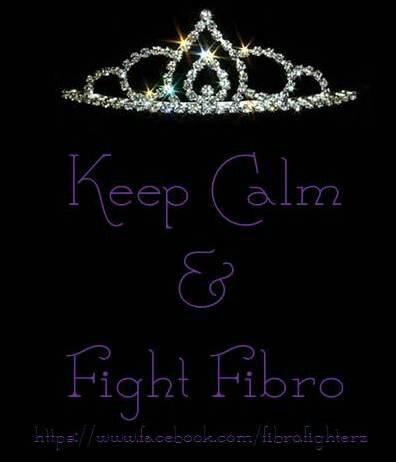 ;) fibromyalgia