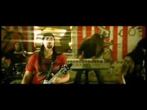 POISONBLACK - Bear The Cross (OFFICIAL VIDEO)